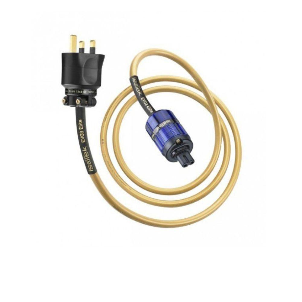 Isotek Evo 3 Elite Power Cable 1000x1000