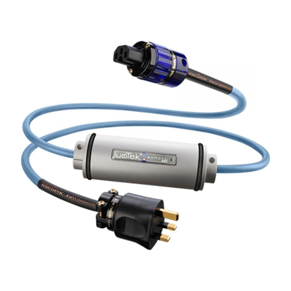 Isotek Evo 3 Syncro Active Dc Blocking Cable 1000x1000