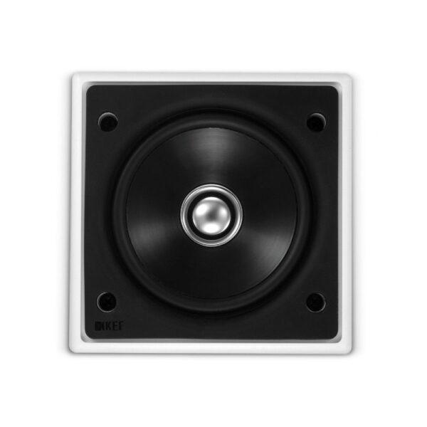 Kef CI100QS 4″ Uni-Q In-Wall or In-Ceiling Speakers (Pair)