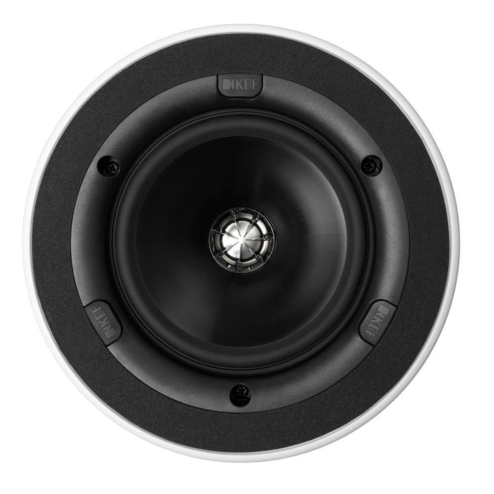 Kef Ci130qr 5.25″ Uni Q In Ceiling Speakers Pair 1000x1000