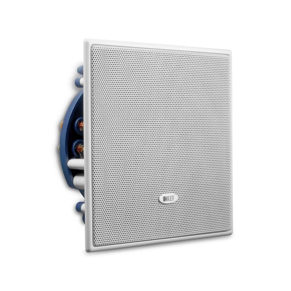 Kef Ci130qs 5.25″ Uni Q In Wall Or In Ceiling Speakers Pair 1000x1000 1