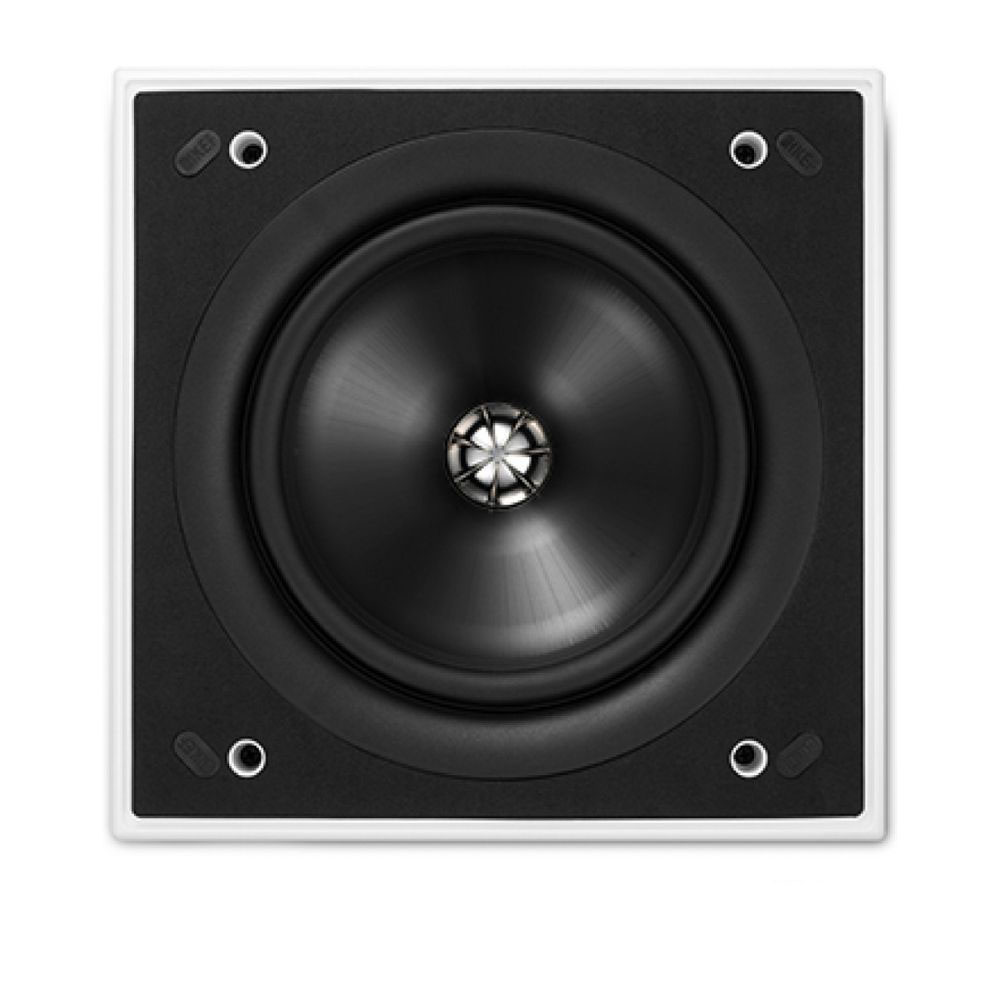 Kef Ci160qs 6.5″ Uni Q In Wall Or In Ceiling Speakers Pair 1000x1000 1