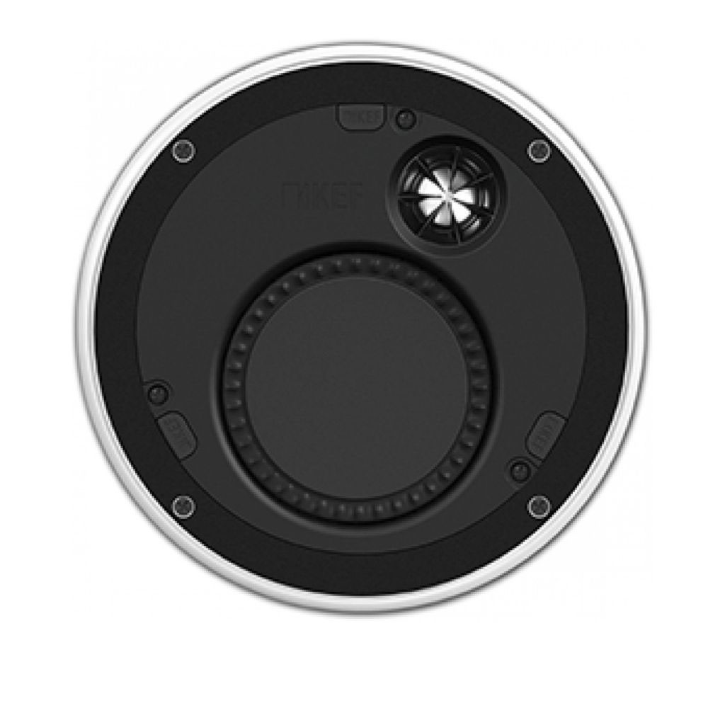 Kef Ci160tr Thin In Ceiling Or In Wall Speakers Pair 1000x1000 1