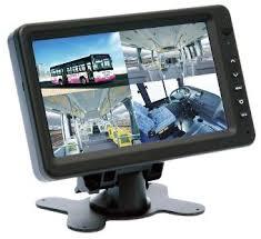 MONGOOSE AMCM740 7.0″ Shows up to 4 cameras