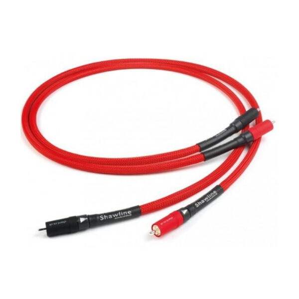 Chord Shawline 2 RCA Audio Interconnect Cable