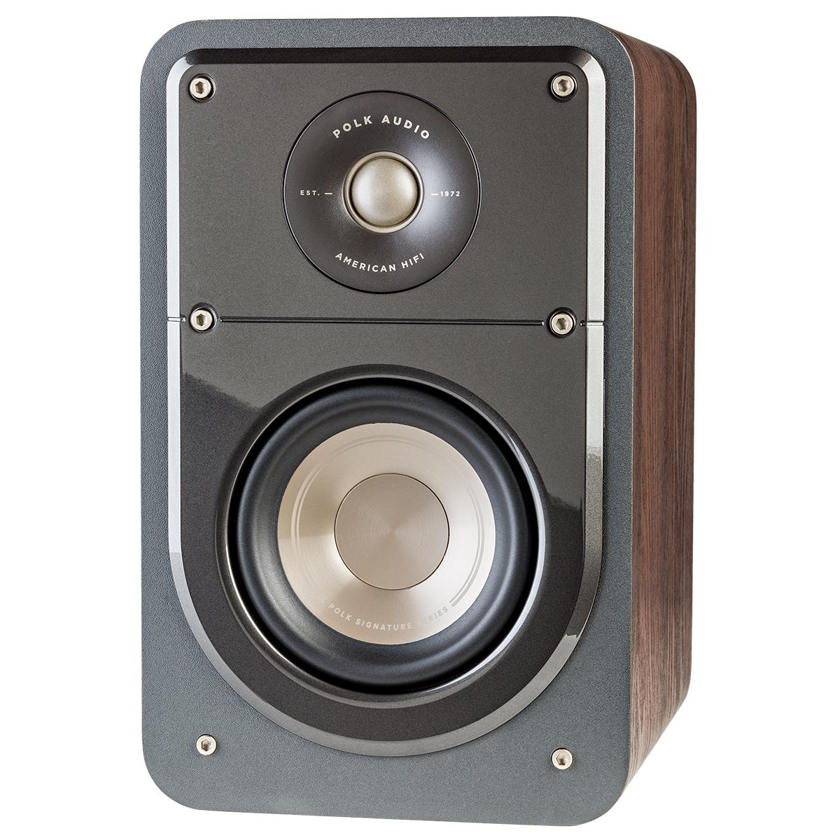 Polk Audio S15 Walnut Front Life Style Store