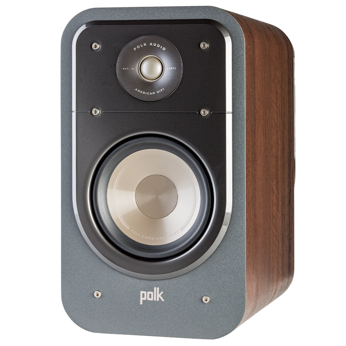 Polk Audio S20 Wal Front Life Style Store