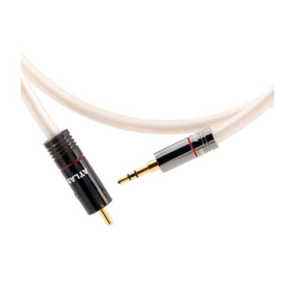 Atlas Element Digital Coaxial Cable (Metik 3.5mm to Integral RCA)