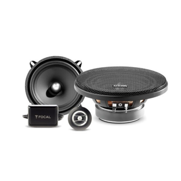 Focal RSE-130 5″ Two-Way Component Kit