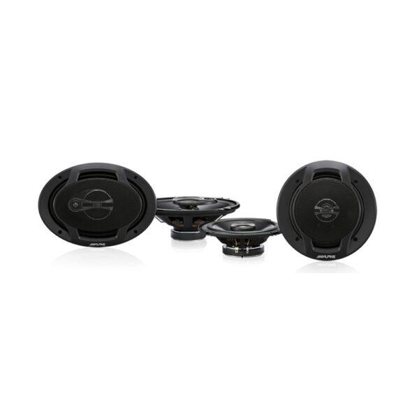 Alpine SPJ-696C Type-J 6″ and 6×9″ Speakers System