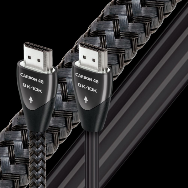 AudioQuest Carbon 48 48 Gbps HDMI Cable