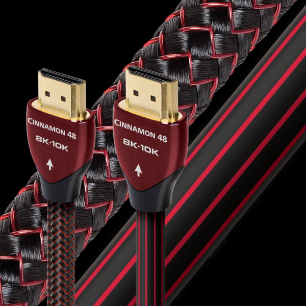 AudioQuest Cinnamon 48 48Gbps HDMI Cable