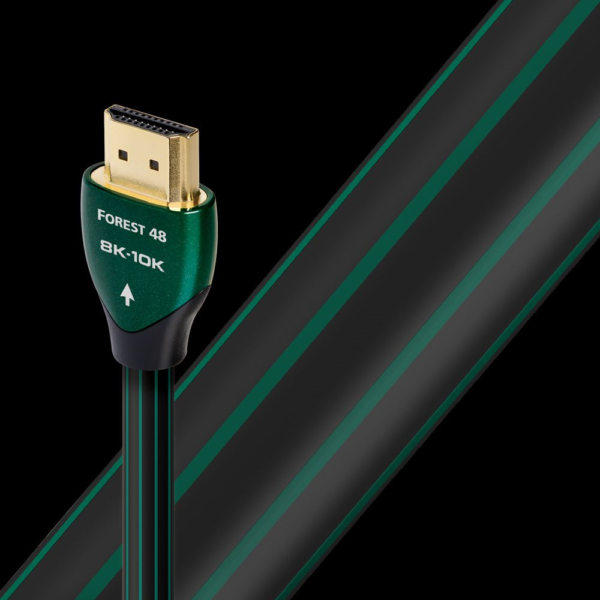 AudioQuest Forest 48 48Gbps HDMI Cable