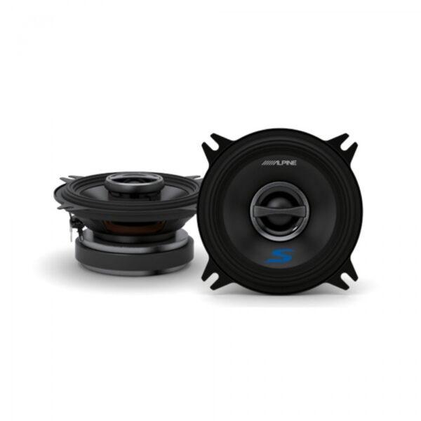 Alpine S-S40 S-Series 4 Inch 2-Way Coaxial Speaker