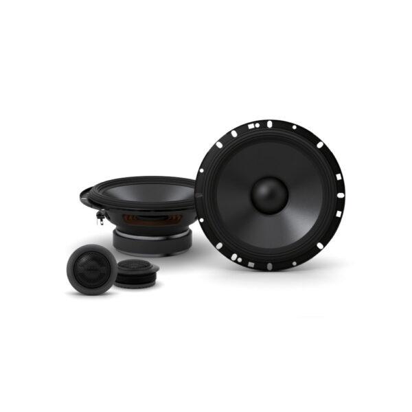 Alpine S-S65 S-Series 6-1/2 Inch 2-Way Coaxial Speaker