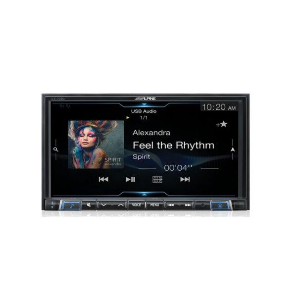 Alpine Nissan Qashqai INE-W997D 7″ DAB+|RDS|HDMI|FLAC|USB|Bluetooth|Navi