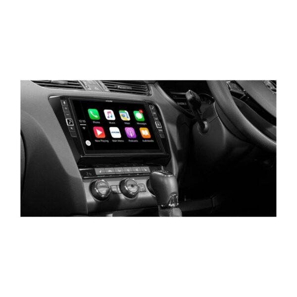 Alpine Skoda Octavia i902D-OC3 9″ Apple Carplay Android Auto AV Receiver
