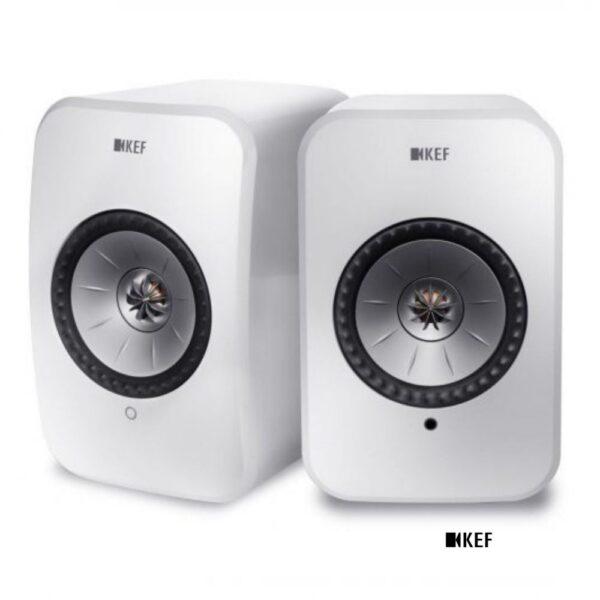KEF LSX Wireless Active Monitor Speakers