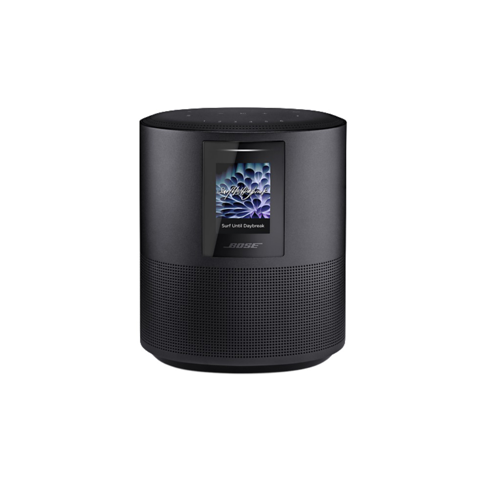 Lifestyle Store Bose Home 500 Speakers Front Black