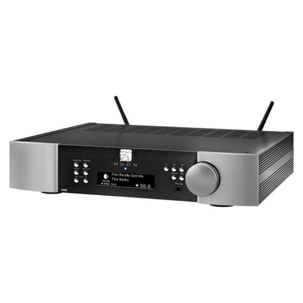 Moon 390 Pre-Amplifier with Network Player