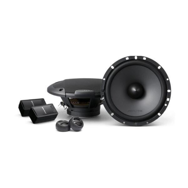 Alpine SPC-170 C-Series 6-1/2 Inch 2-Way Coaxial Speaker