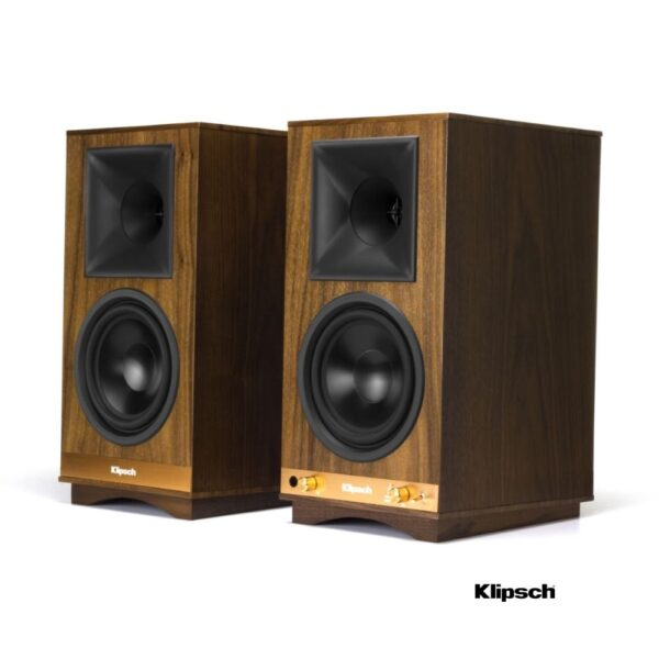 Klipsch The Sixes Powered Monitor Speakers (Pair)