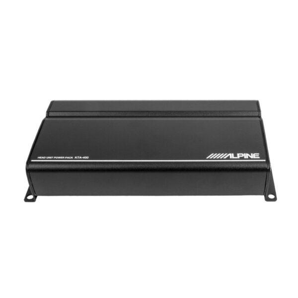 Alpine KTA-450 4-Channel Power Pack Amplifier