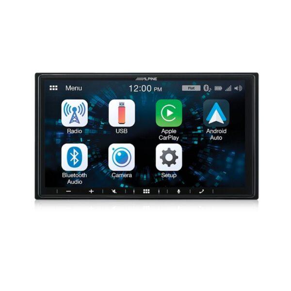 "Alpine ILX-W650E 7"" Apple CarPlay | Android Auto  Receiver"