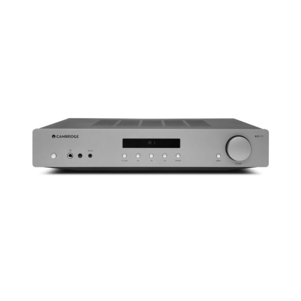 Cambridge Audio AXA35 Integrated Amplifier with Built-In Phono Stage