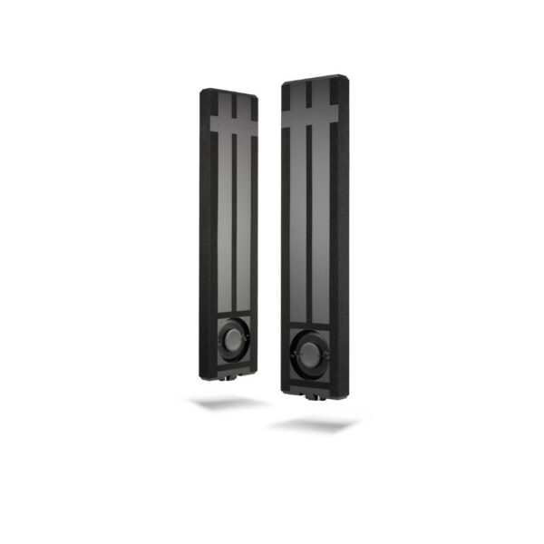 JL Audio Fathom® IWS-SYS-208 Dual 8″ In-Wall Powered Subwoofer System
