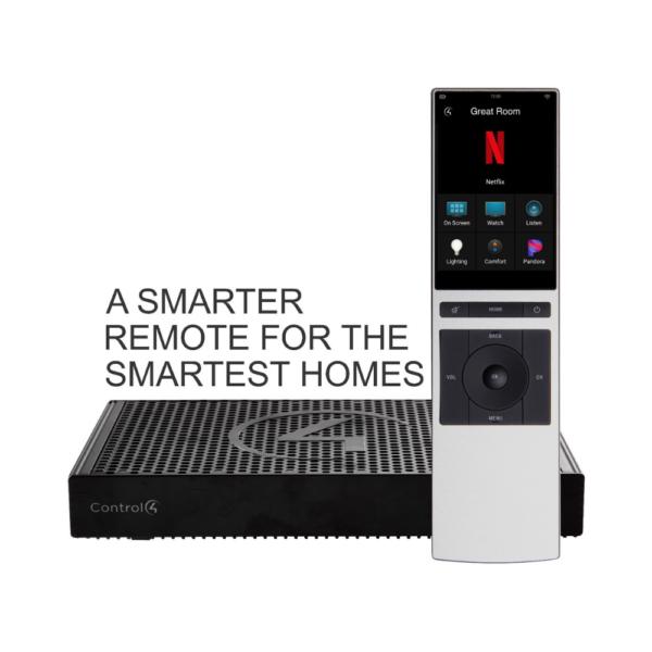 Control4 EA1 V2 Room Controller with Neeo Remote Control