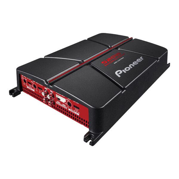 Pioneer GM-A6704 4-Channel Bridgeable Amplifier 520 Watts Max Power