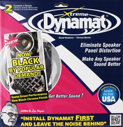 Dynamat Xtreme Speaker Kit (2pcs)