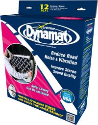Dynamat Xtreme Door Kit (4 PCS)