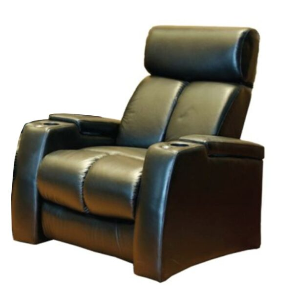 Emotion Furniture Pegar 12017 Cinema Seats – Leather Finish (Electric Recline)