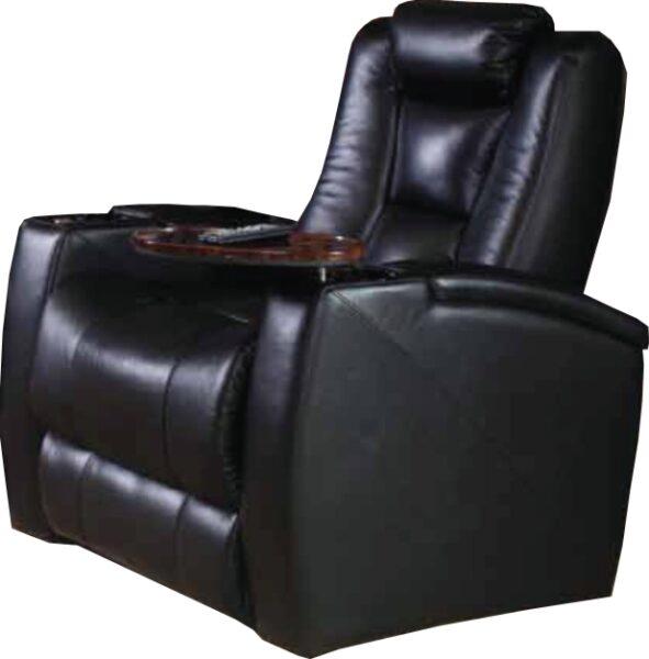 Emotion Furniture Pegar 12030 Cinema Seats – Leather Finish (Electric Recline)