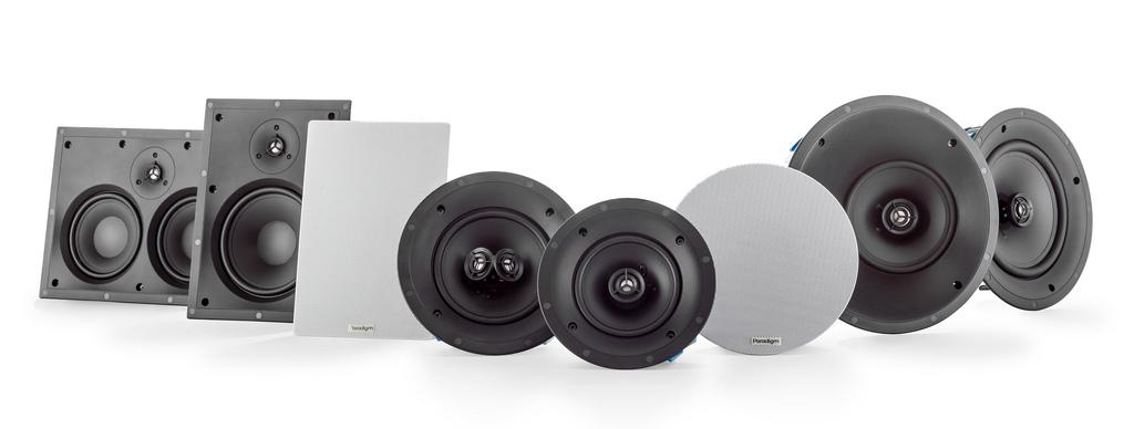 Paradigm CS Speaker Range
