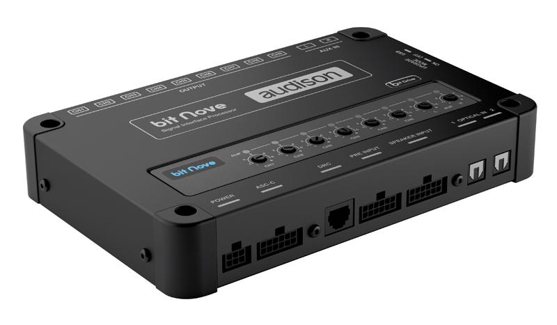 Audison bit Nove DRC Signal Interface Processor + DRC AB