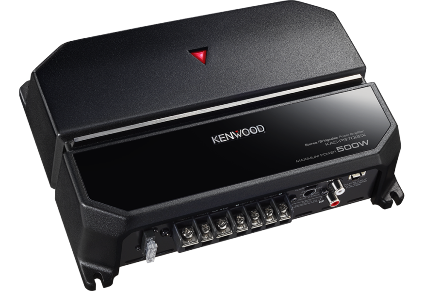 Kenwood KAC-PS702EX 2 Channel Stereo Power Amplifier 500W Max