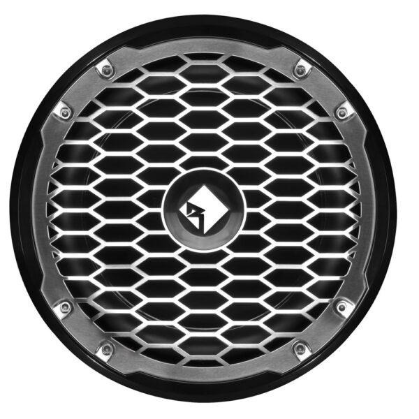 Rockford Fosgate PM210S4B Punch Marine 10″ SVC 4-Ohm Subwoofer – Black