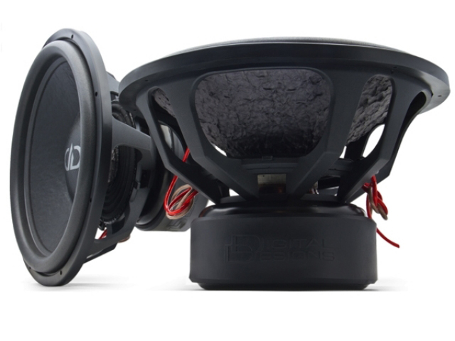 DD Audio DD9912 9900 Series 12″ Voice Coil Subwoofer – Custom Order