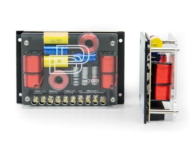 DD Audio CC3 Audiophile Crossover – Pair