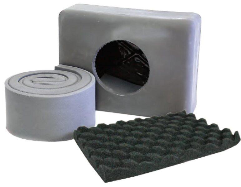 Dynamat Dynabox In-Ceiling Speaker Enclosure (Single Unit)
