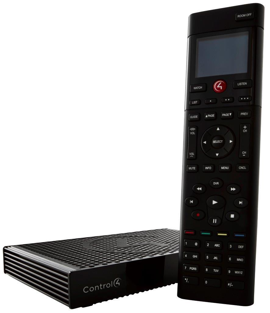 Control4 EA1 Room Controller & SR260 Remote Control