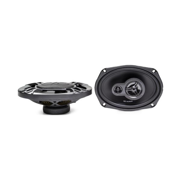 DD Audio EX6x9 E Class Coaxial Speakers