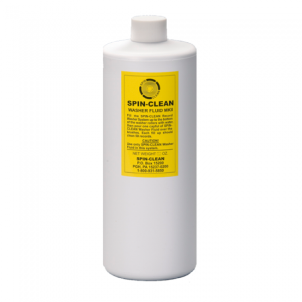 Spin-Clean Record Washer Fluid 8oz