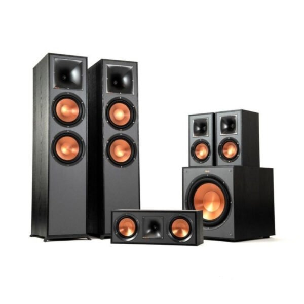 Klipsch R-820F Home Theatre 5.1 System