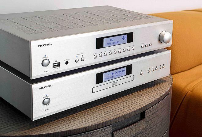 Rotel RCD14 CD Player