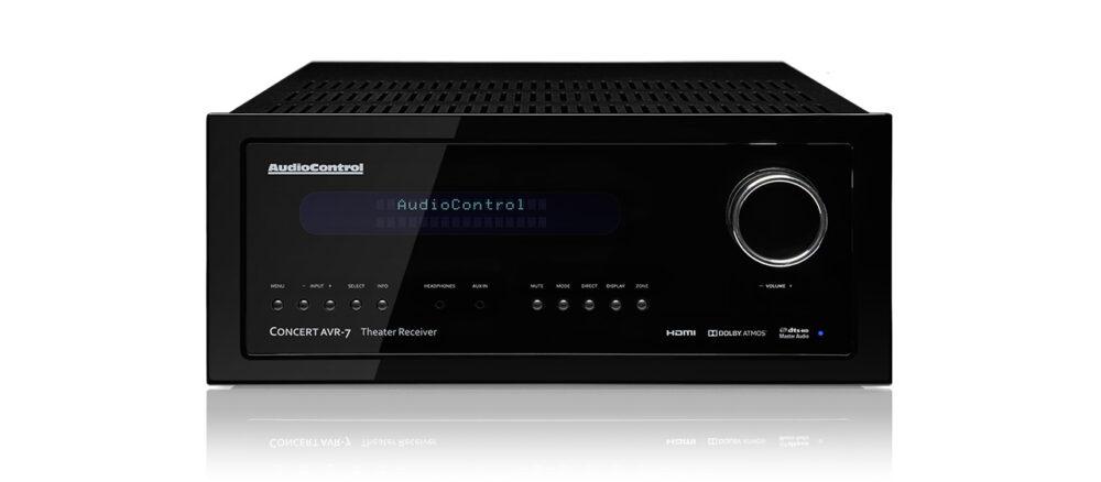 Audio Control AVR-7 A/V Receiver