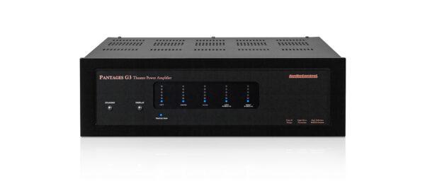 Audio Control Pantages G3 5 Channel Power Amplifier